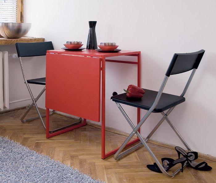Раскладные столы для кухни существенно экономят место - http://mebelnews.com/mebel-dlya-kuhni/raskladnye-stoly-dlya-kuxni-sushhestvenno-ekonomyat-mesto.html