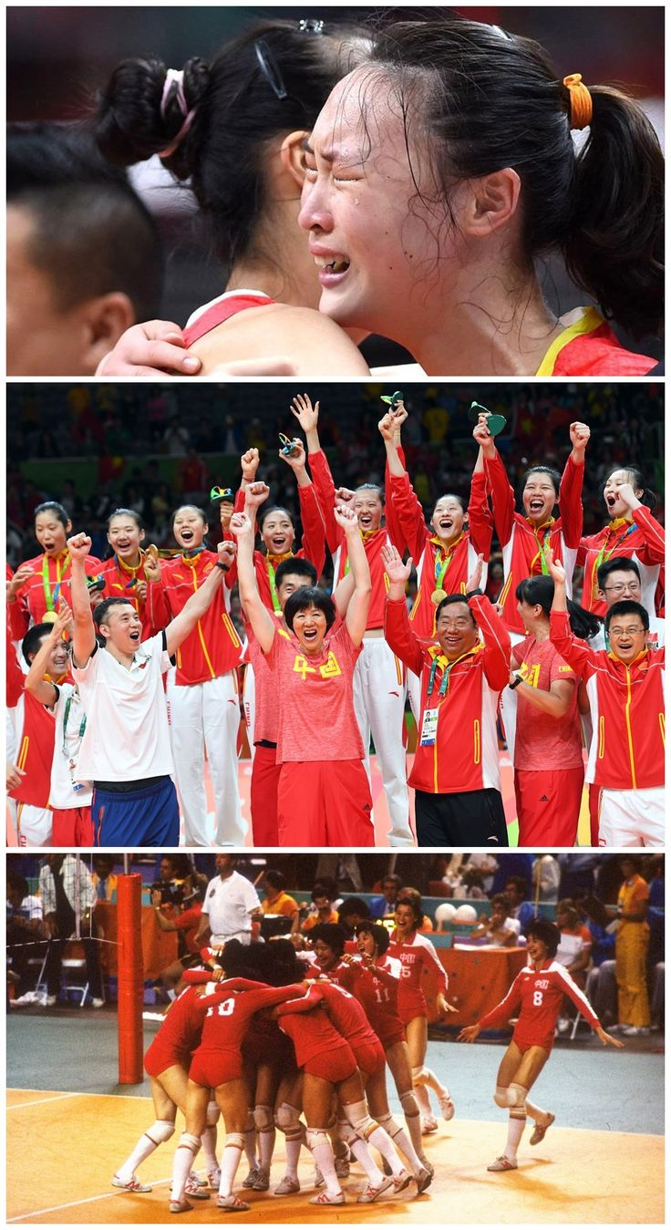 Team China's victory in the women's volleyball final at the Rio Olympics has sent waves of joy across the country. China beat Serbia 3-1 on Saturday local time, bringing home the Olympic gold medal for the third time, following victories at Athens 2004 and Los Angeles 1984. Enthusiasm about the sport in China dates back to 1981 when the then newly assembled national team won the women's Volleyball World Cup.