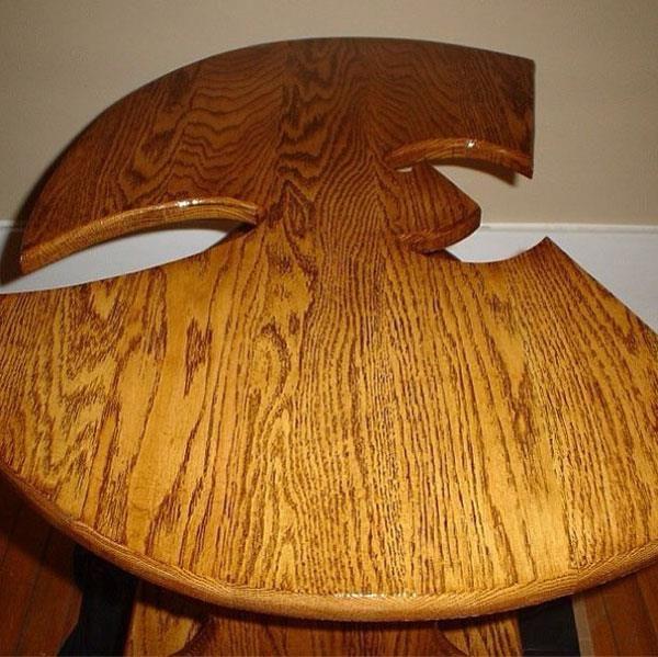 Wu-Tang Logo Table on http://www.drlima.net