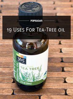 17 Best Ideas About Tea Tree Essential Oil On Pinterest