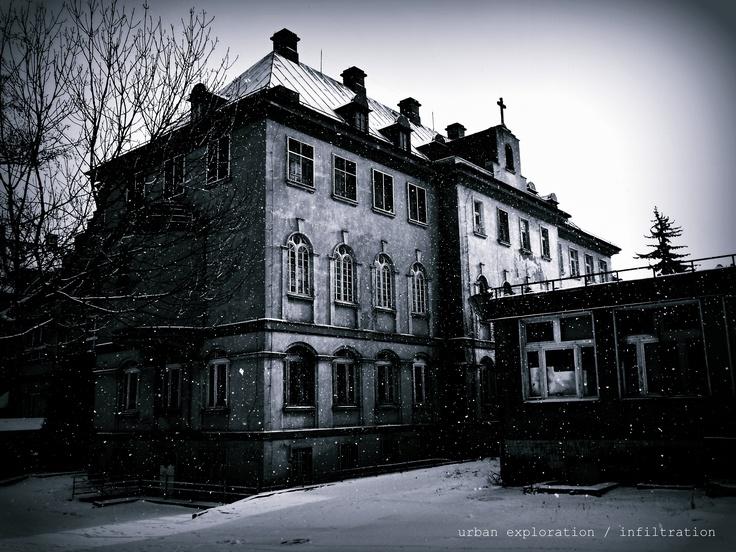 my 14. abandoned hospital