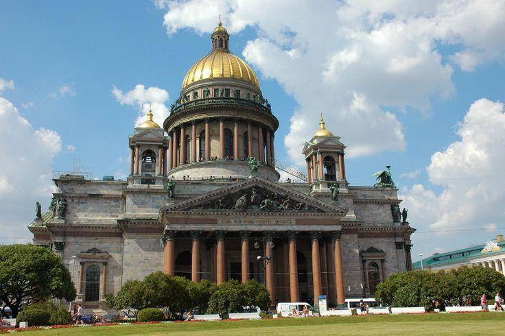 San Petersburgo, Rusia. Por el usuario rafag.