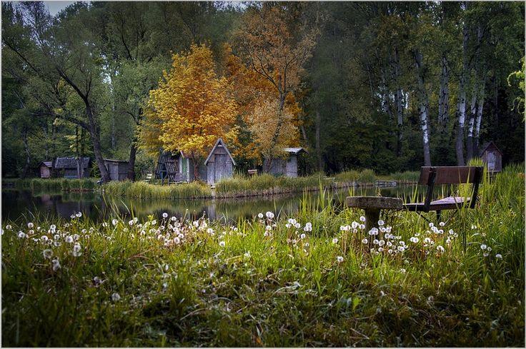Wish U Were Here by Gabor Dvornik on 500px