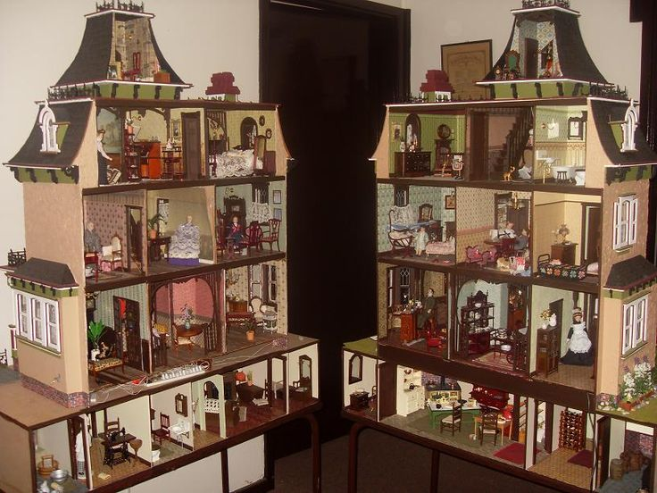Greenleaf Beacon Hill Dollhouse Back To Back Extravaganza I Wish Mine  Looked Like This