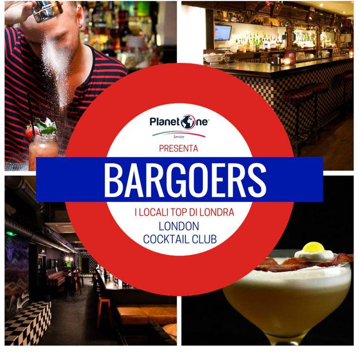"""BARGOERS: London Cocktail Club Con sei locali sparsi per tutta la città, il punto di forza del #London #Cocktail Club è la lunga #drink list che include anche una selezioni di cocktail """"da cucina""""… Qualcuno gradisce uova e bacon? C'è il drink che fa per voi a base di Jack Daniels infuso con bacon e sciroppo d'acero e, neanche dirlo, pancetta come guarnizione. Non manca neanche lo Skull Candy, un cocktail a base di vodka fruttata servito in un bicchiere a forma di teschio guarnito con…"""