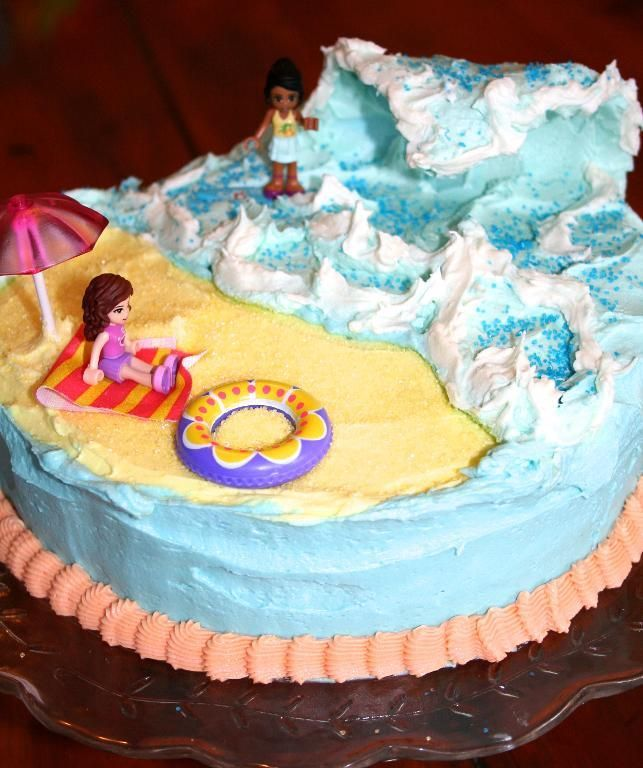 Cake Decorating Making Waves : 17 Best images about Piers 30th birthday cake on Pinterest ...