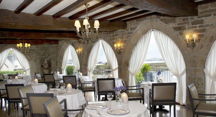 The Yachtman - Le Brittany - Hôtel spa restaurant - Roscoff - Bretagne