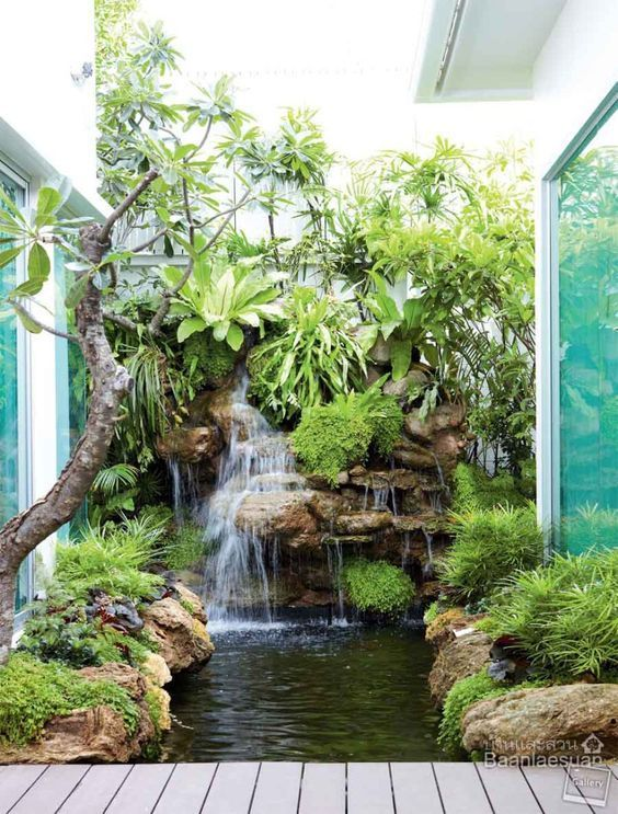 Browse a wide selection of outdoor water fountains, garden ponds and