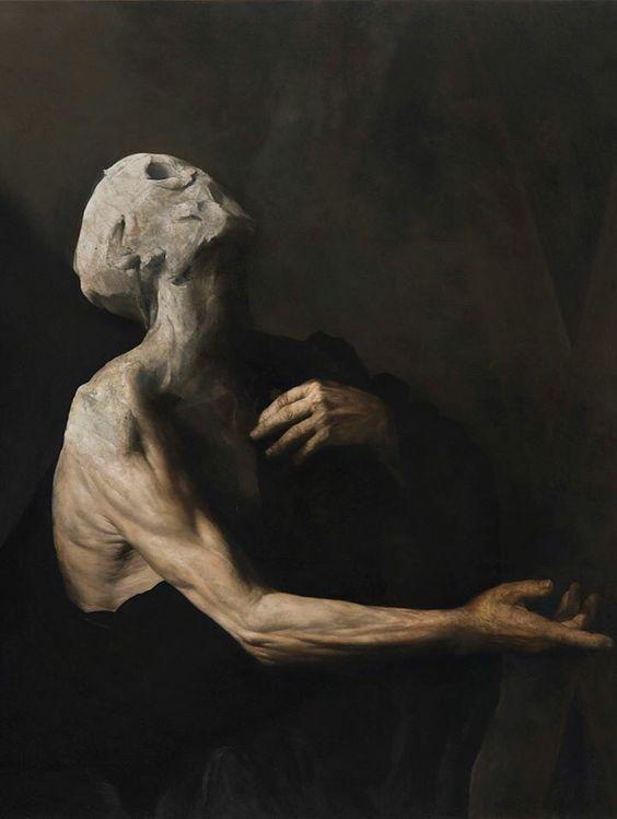 365 Days Of Dark Art : 297 / Nicola Samori
