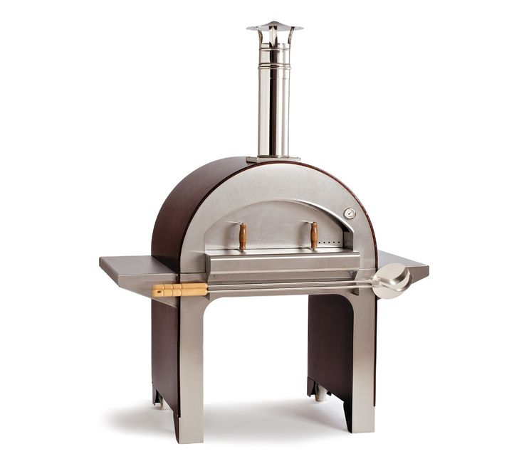 Alfa Pizza - Forno a legna da esterno 4 Pizze