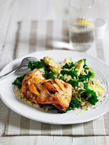 Healthy and delicious summer recipes: Bodyism lemon roasted chicken