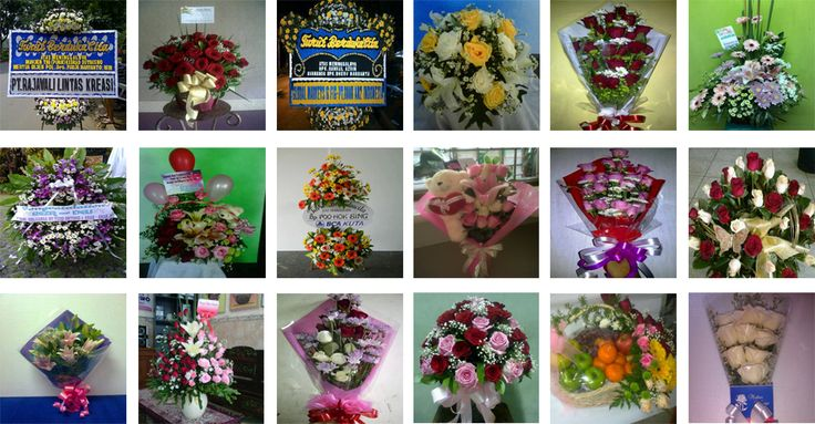 Toko Bunga Bogor, Cibinong, Jakarta, Depok, Tanggerang, Bekasi: Produk & Harga