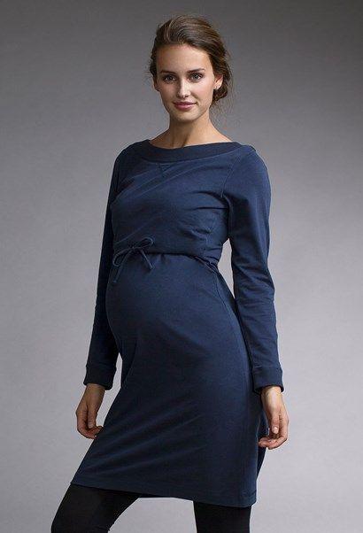 B.Warmer maternity dress / nursing dress
