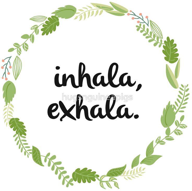 inhala, exhala by hugsnguineapigs