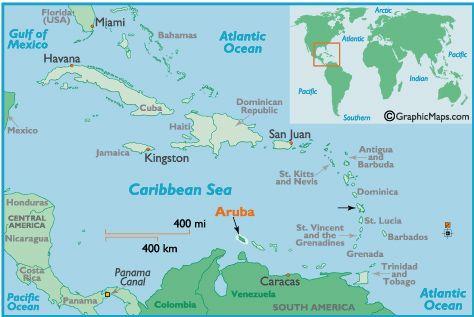 Where is Aruba?