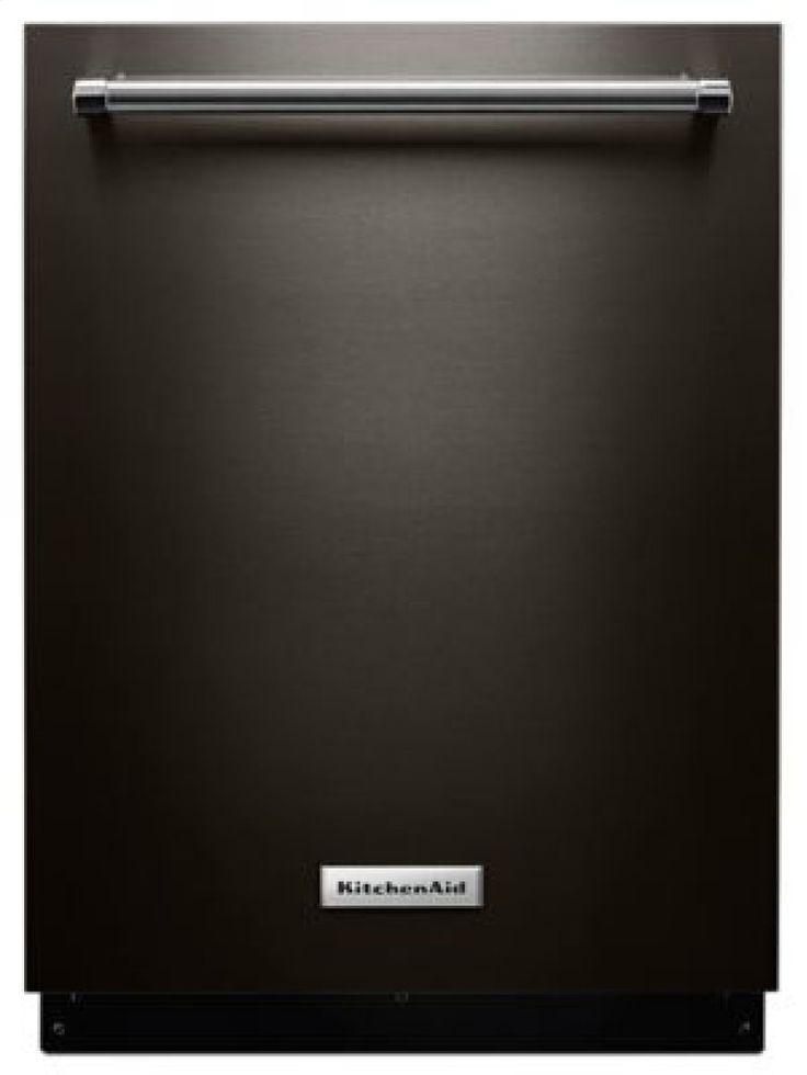 *** Kitchen Aid black stainless dishwasher ***