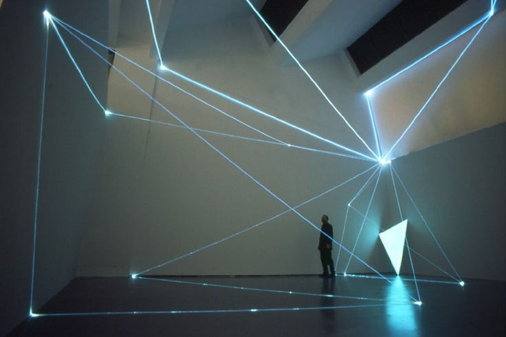 Light installation.