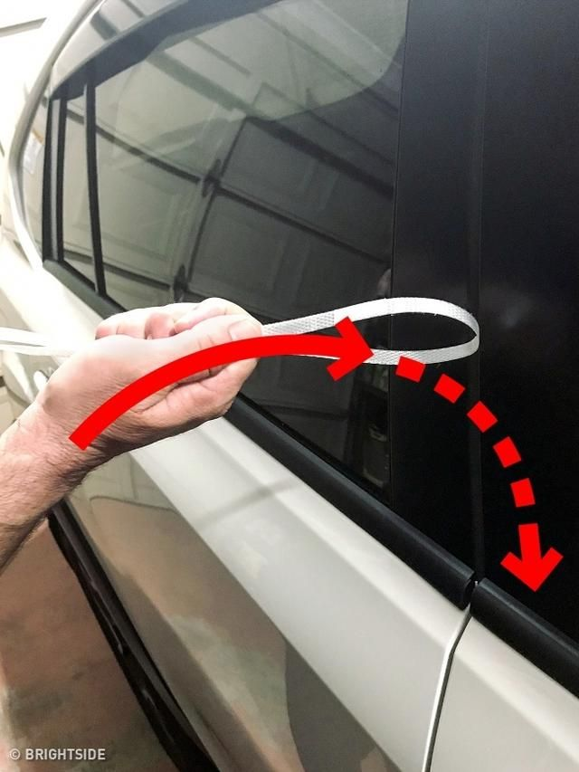 10 Methods That Can Help You Open The Car If You Locked Your Keys Inside Unlock Car Door Car Car Hacks