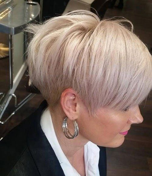 Top Short Hairstyles for Fine Thin Hair