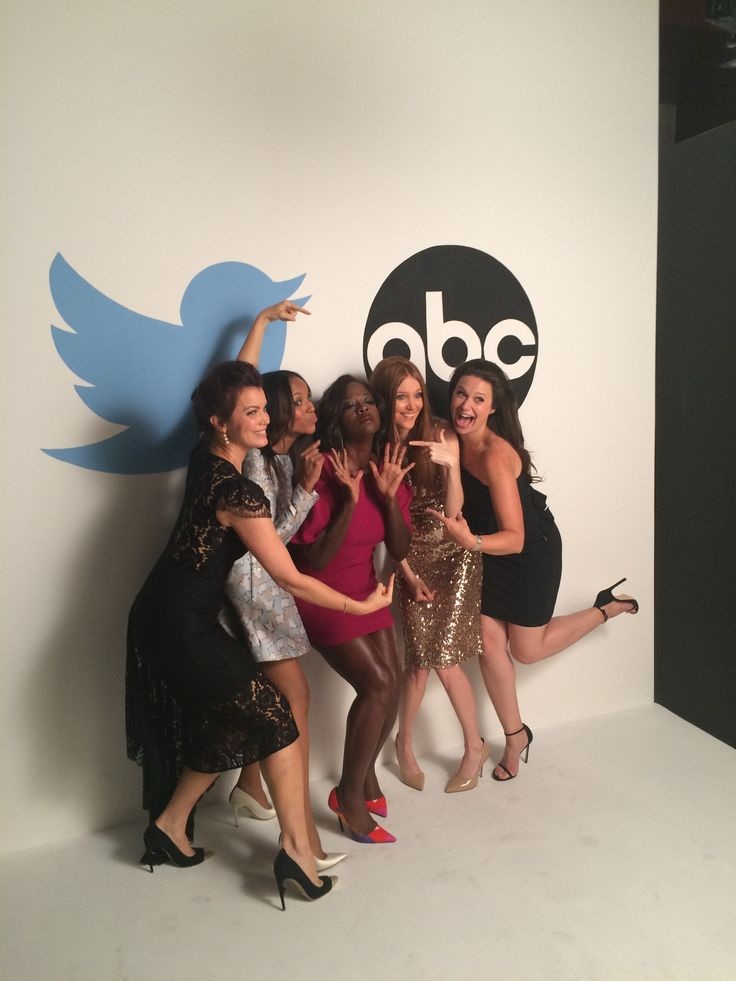 The sizzling world of Shondaland has taken over ABC's Thursday night lineup #TGIT. See all the photos here:  http://abcn.ws/1v08qpP