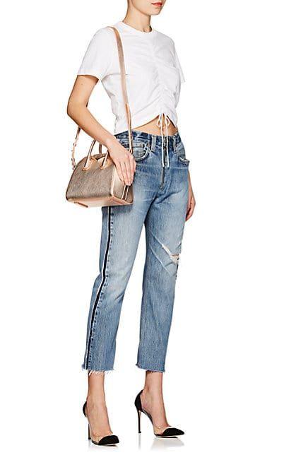 Givenchy Antigona Mini Leather Duffel Bag - Shoulder Bags - 505431477 beb7241014ae3