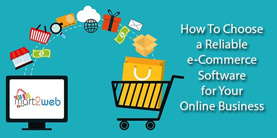 Effective Inventory/Product Management, Organized Logistics Management, Superior Customer Service, Well-Managed Backend and Affiliate Functions, SEO Optimization Support are top five points to choose a reliable eCommerce software.