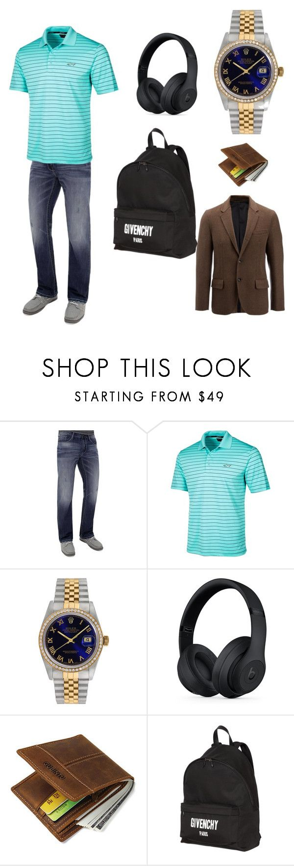 """""""Beck- his design"""" by fall-leaves-lily ❤ liked on Polyvore featuring BKE, Greg Norman, Beats by Dr. Dre, Givenchy, Joseph, men's fashion and menswear"""