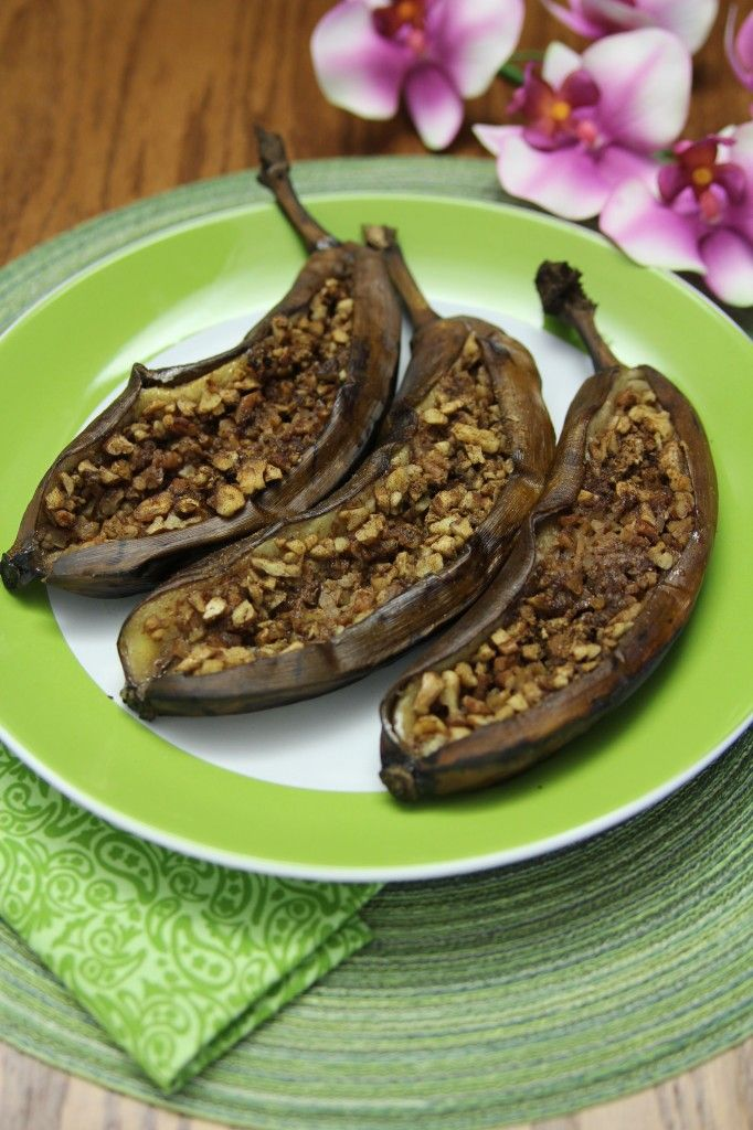 Grug's Barbecued Stuffed Bananas—A Recipe Inspired by The Croods - The Paleo Mom