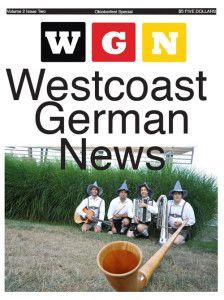 Oktoberfest Edition 2015 | Westcoast German News