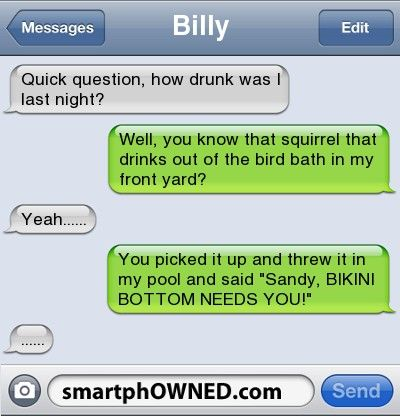 Top Auto-Corrects of February 2012 - Autocorrect Fails and Funny Text Messages - SmartphOWNED