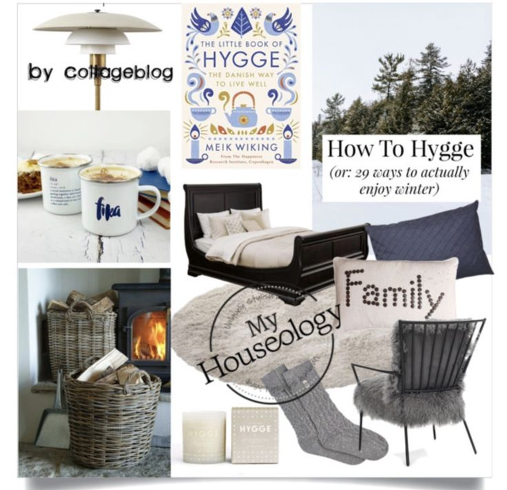 Hygge - duński dobrostan 😊 #hygge #interiordesign #wnetrza #cozy #moodboard