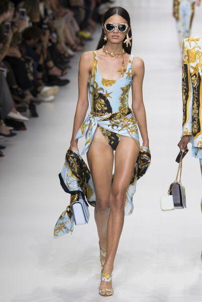 Versace Spring/Summer 2018 Ready To Wear   British Vogue