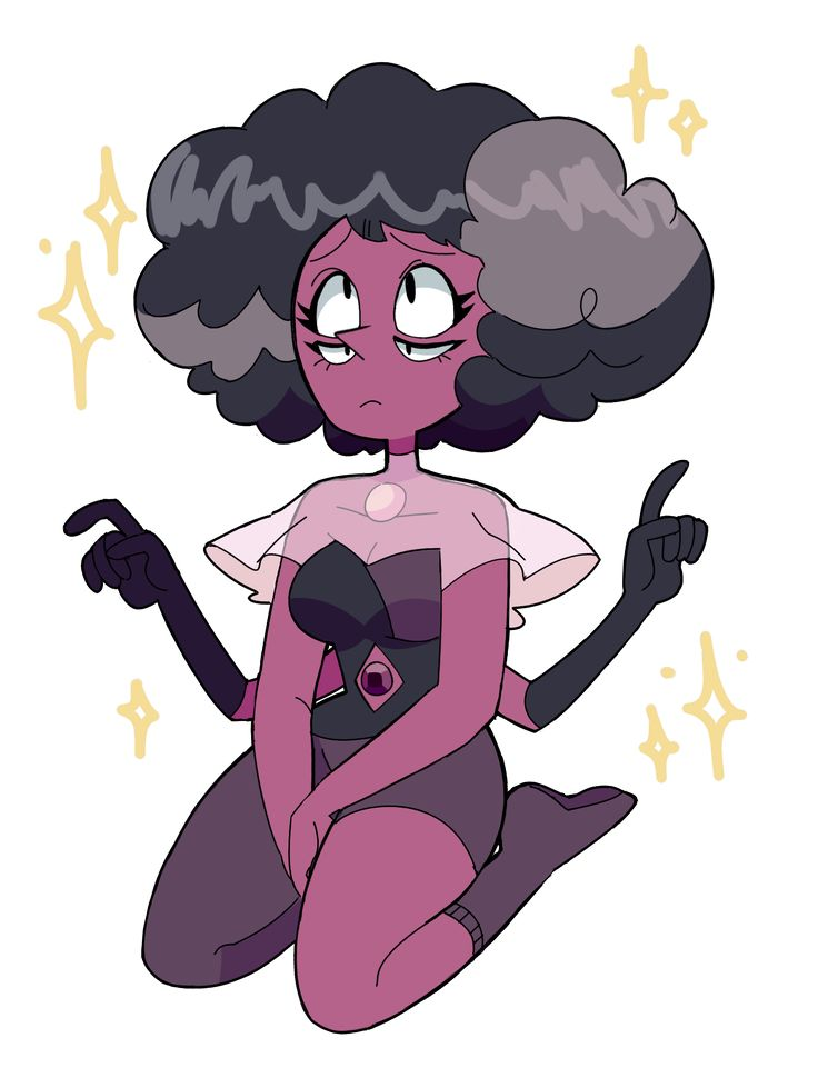 Rhodonite is so cute! She so nervous and motherly towards Padparadscha!!