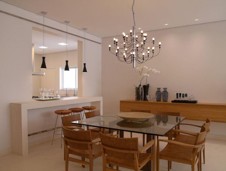 25 melhores ideias de mesas de jantar modernas no for Mesas de sala modernas