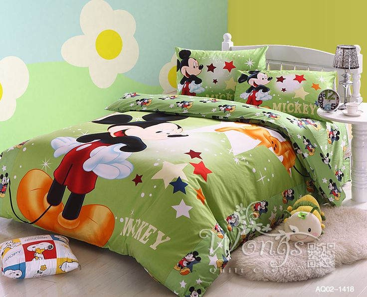 Like and Share if you want this  Bedding Set Full Queen Size 100%Cotton Linen Quilt Cover Set Pillow Cases Duvet Cover Set 4P Mickey Mouse Home Textile AQ02-1416     Tag a friend who would love this!     FREE Shipping Worldwide     Get it here ---> http://onlineshopping.fashiongarments.biz/products/bedding-set-full-queen-size-100cotton-linen-quilt-cover-set-pillow-cases-duvet-cover-set-4p-mickey-mouse-home-textile-aq02-1416/