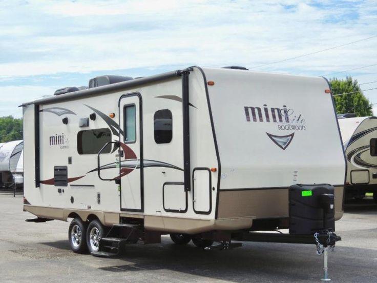 PreOwned Rockwood Mini Lite 2504S Travel Trailer for sale