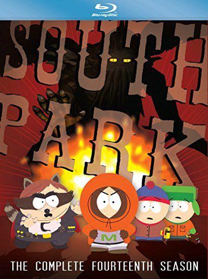 South Park: Season 14 [Blu-ray]