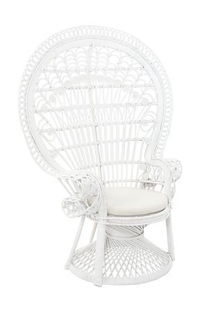 """Made in Indonesia, with a rattan frame and intricate woven detail, this is a key piece for your covered patio setting.<div class=""""pdpDescContent""""><ul><li> Rattan</li><li> Assembly required</li></ul></div><div class=""""pdpDescContent""""><BR /><b class=""""pdpDesc"""">Dimensions:</b><BR />L116xW69xH148.5 cm<BR /><BR /><div><span class=""""pdpDescCollapsible expand"""" title=""""Expand Cleaning and Care"""">Cleaning and Care</span><div class=""""pdpDescContent"""" style=""""display:none"""