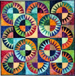 57 best New York Beauty Quilts images on Pinterest | Patchwork ... : new york beauty quilt patterns - Adamdwight.com