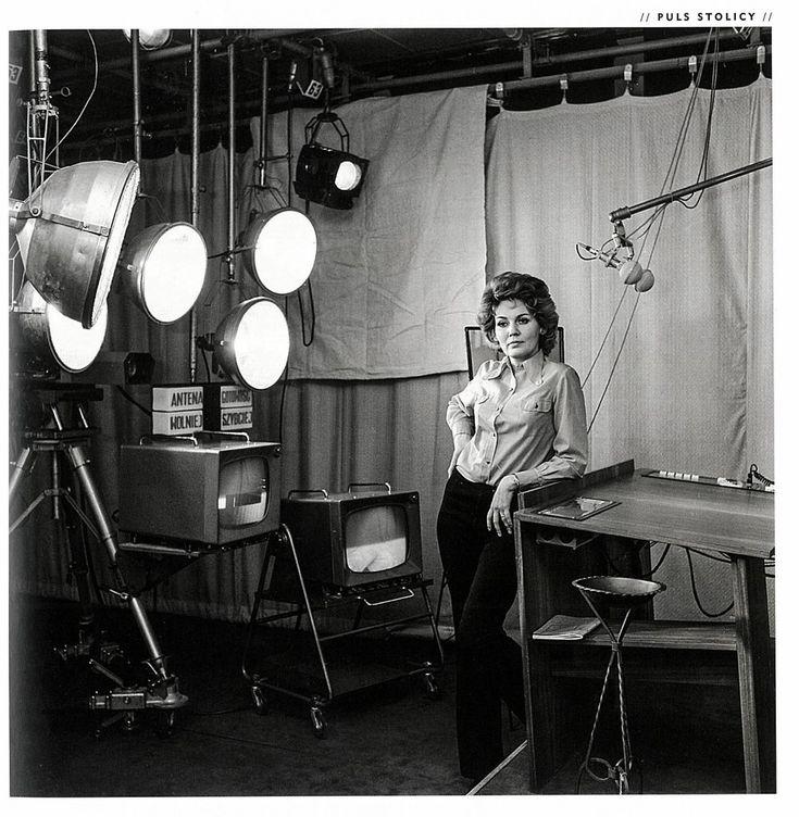 Bożena Walter; 1970: Startuje TVP2