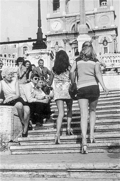 IT 1968 - Turiste a Roma