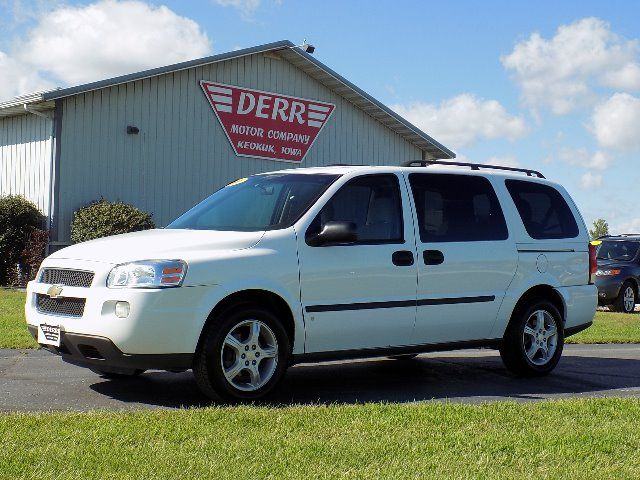 2008 Chevy Uplander LS 129,000 Miles $5,850