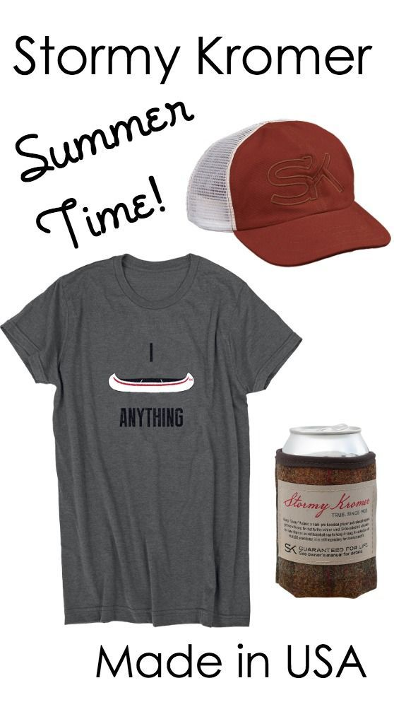 Stormy Kromer | Summer clothing, summer hats, summer gear | Made in USA
