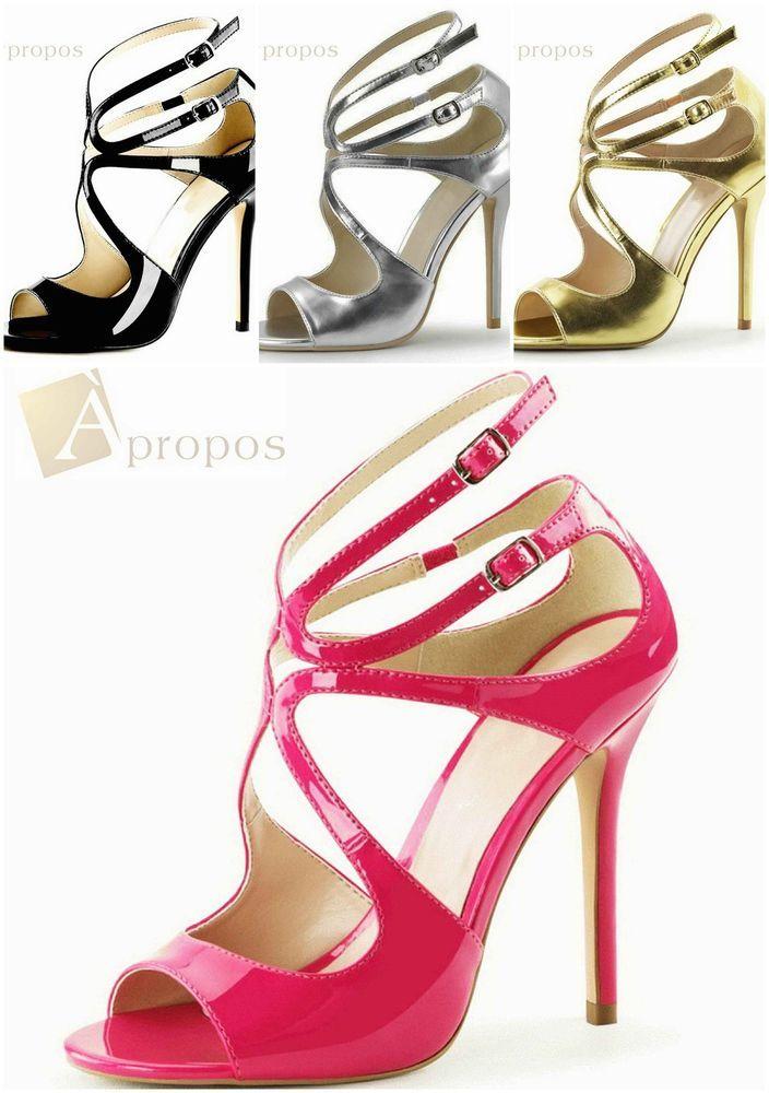 25 best ideas about high heels silber on pinterest silberne high heels gold high heels and. Black Bedroom Furniture Sets. Home Design Ideas