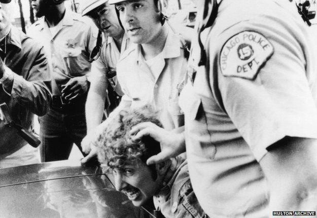 Democratic Convention Chicago 1968