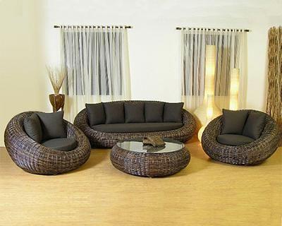 Продажа плетеной мебели из ротанга.