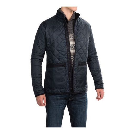 Barbour of England Barbour Liddesdale Quilted Jacket - Insulated, Tweed Trim (For Men) - on #sale 48% off @ #SierraTradingPost  #BarbourOfEngland