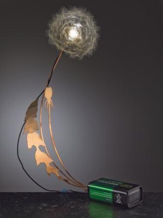 Lamp Dandelight | Klevering