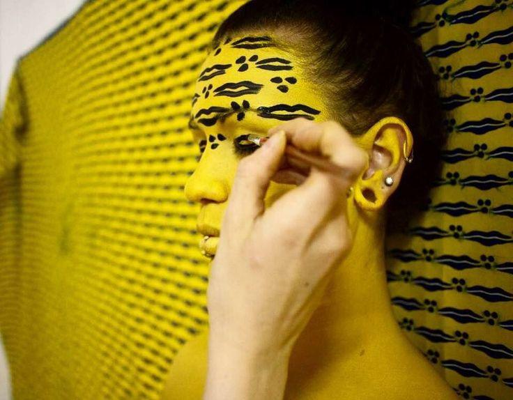 Giada Yu Gilardoni Body Art 2016