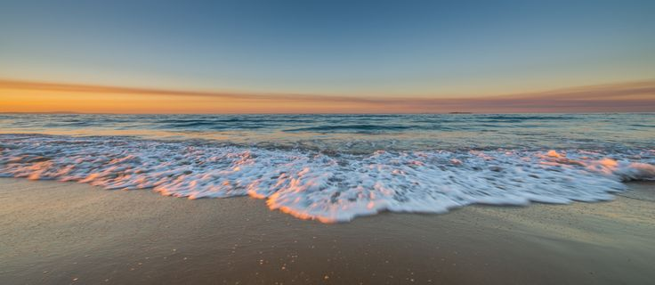 Point Lookout Beachscape | Stradbroke Island Photography